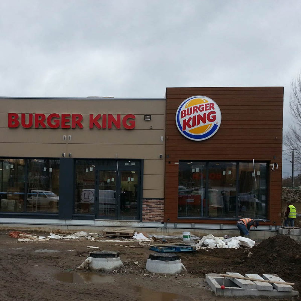 Burger King – Braga