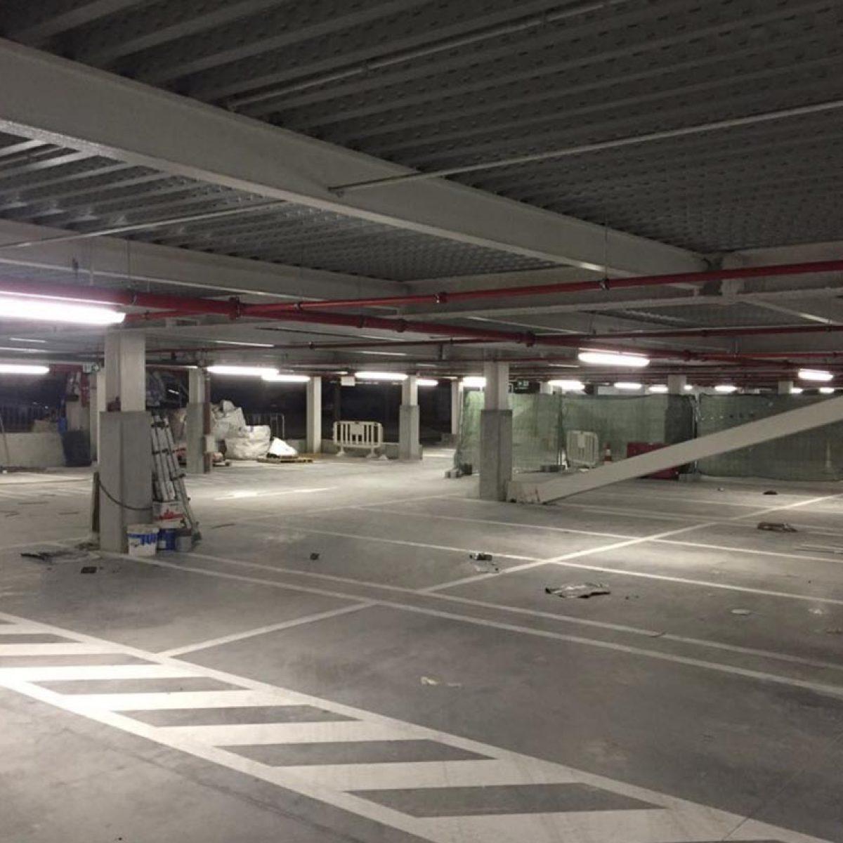 Siloauto Airport Lisbon