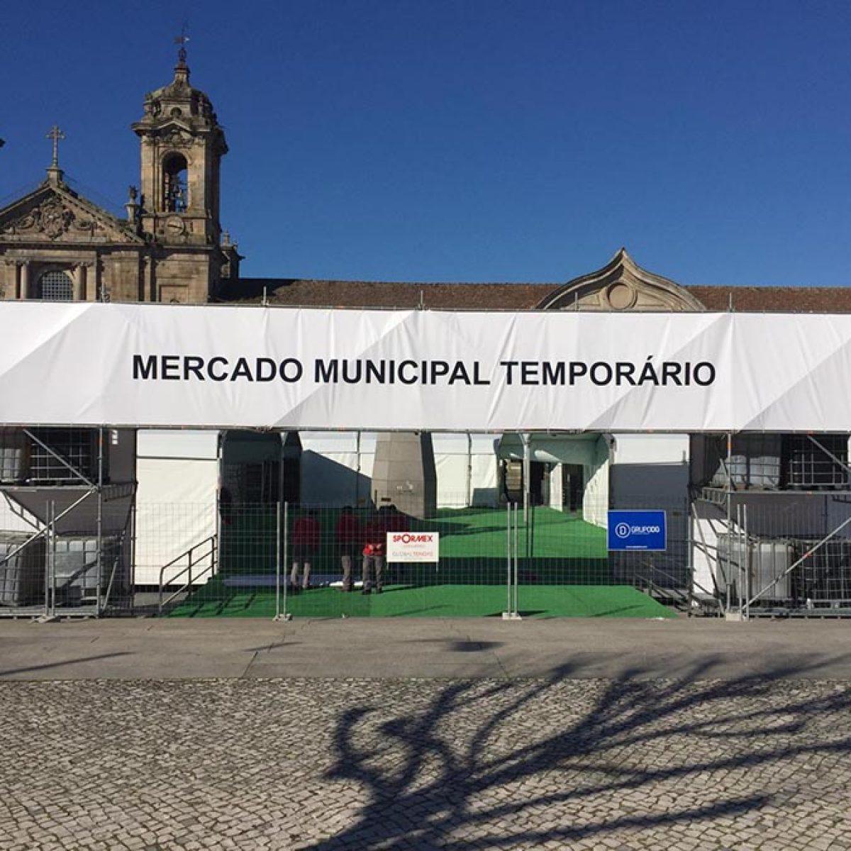 Temporary Market
