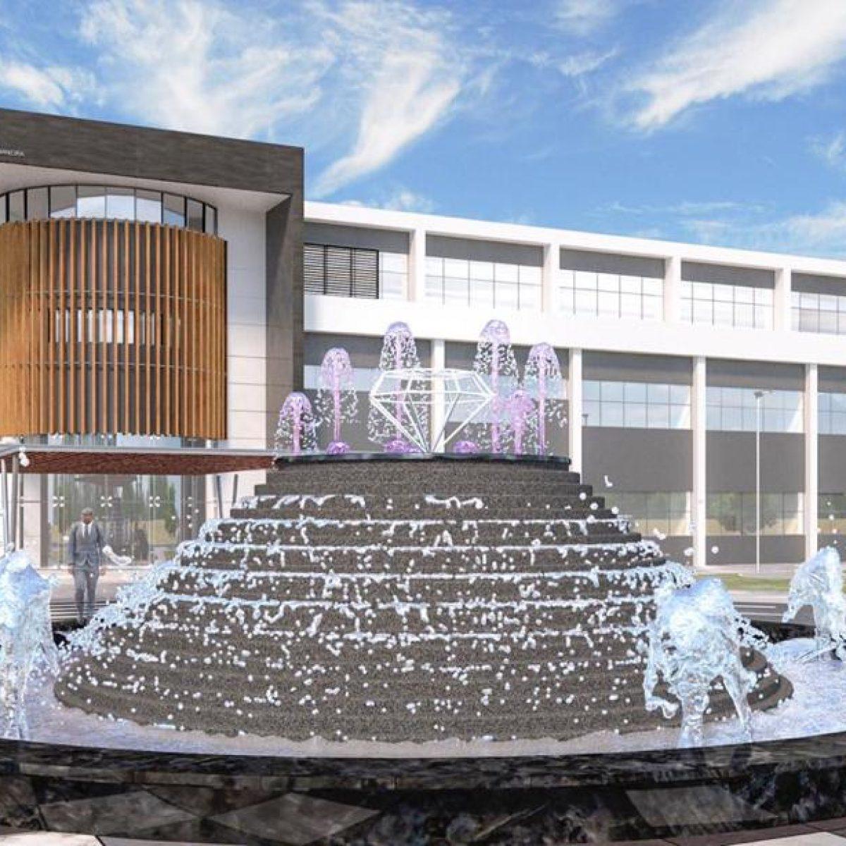 Saurimo Administrative Building