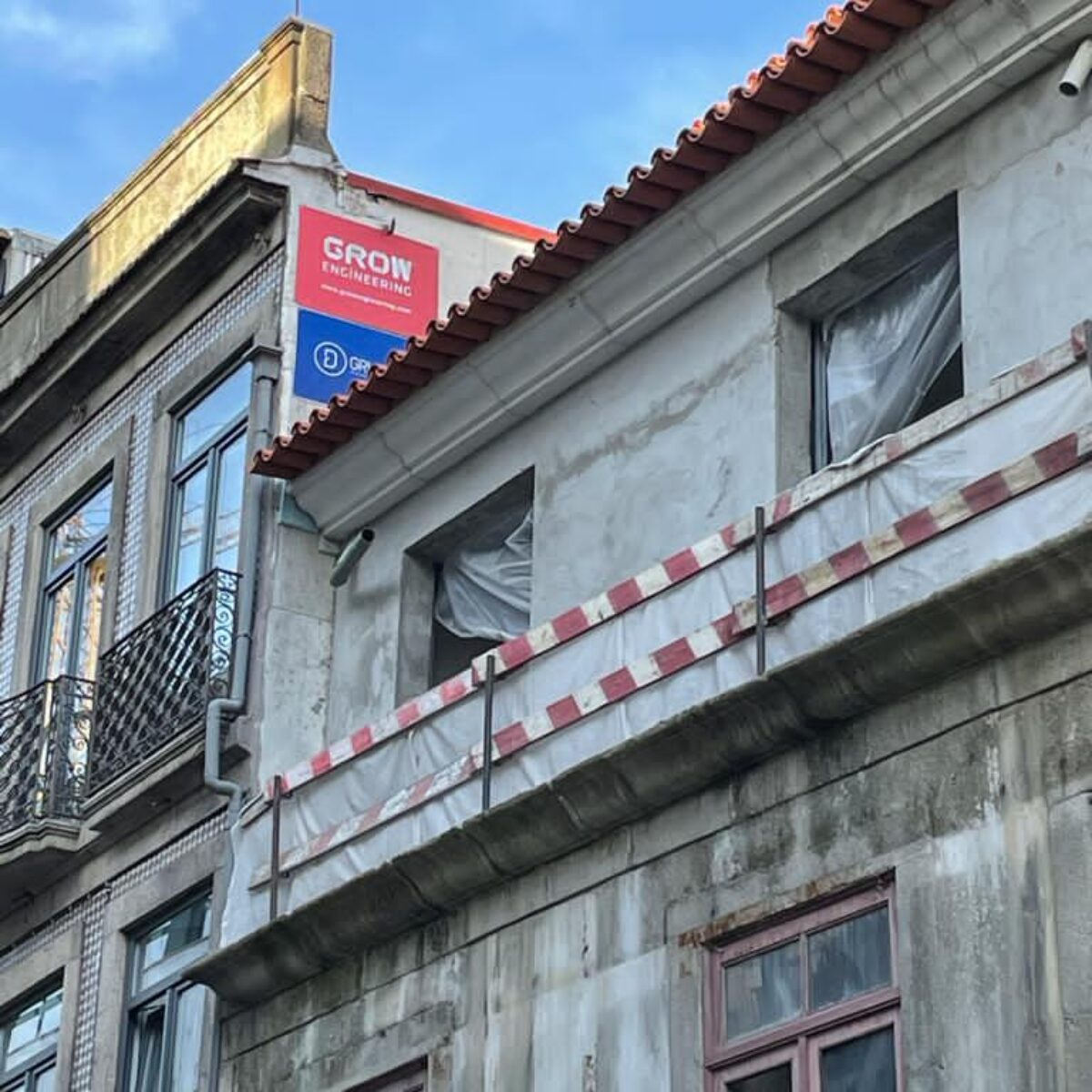 Residential Building Rua do Almada