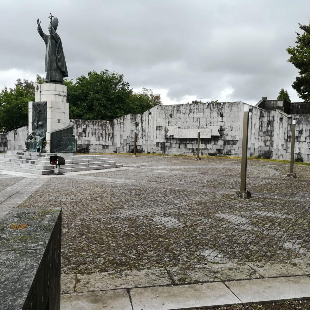 Plaza de Juan Pablo II